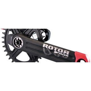Powermeter Kurbel Rotor INPower DM - Round Ring