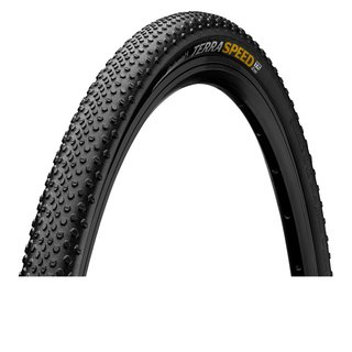 Gravel Reifen CONTINENTAL Terra Speed ProTection, 700 x 40, 40-622, Schwarz
