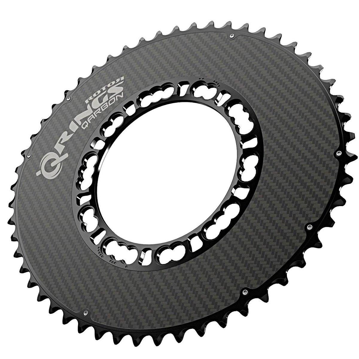 Rotor Q Ring Aero Carbon Superlight Bikeparts