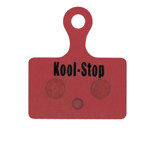 Kool Stop Disc Beläge für Shimano Direct Mount BR-RS505/805, KS-D625S