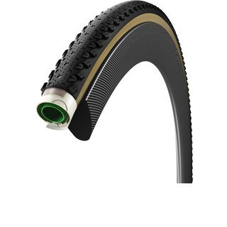 Reifen Vittoria Cross Terreno Dry G+ -  Graphene, Tubular, Beige, Graphene, 28 x 31 mm